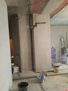 кондиционер ремонт Бишкек установка монтаж канальный вентиляционенный